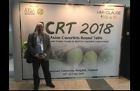 Asian Cucurbits Round Table (ACRT) 2018