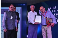 Dr. Manash Chatterjee conferred with the Entrepreneur Award of the year